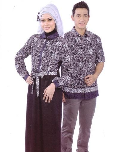 Busana Batik Modern 1059